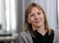 Portræt af Ena Schiermer Mørkeberg